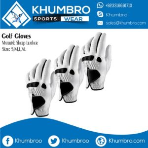 mens leather golf gloves