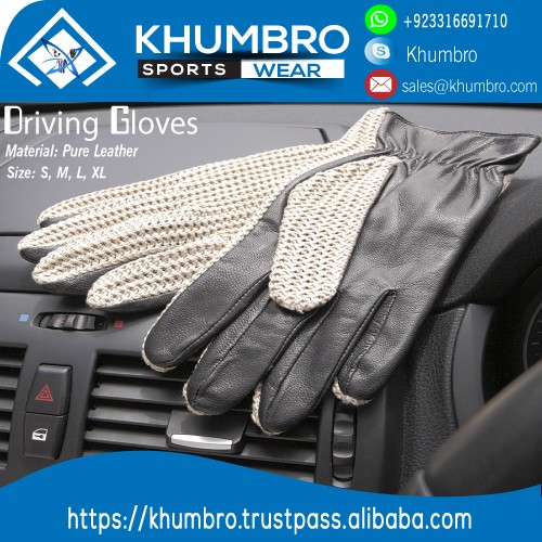 Sports Car Driving Gloves