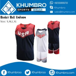 USA Basketball Uniforms 2020