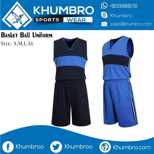 new basketball uniforms